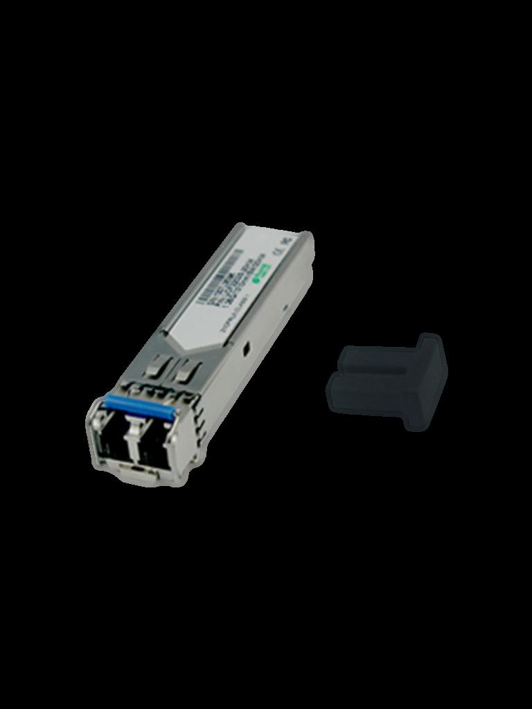 UTEPO SFP125G20KM - Transceptor fibra optica SFP monomodo / Conector LC / Velocidad 1250 Mbps / Hasta 20KM de conexion