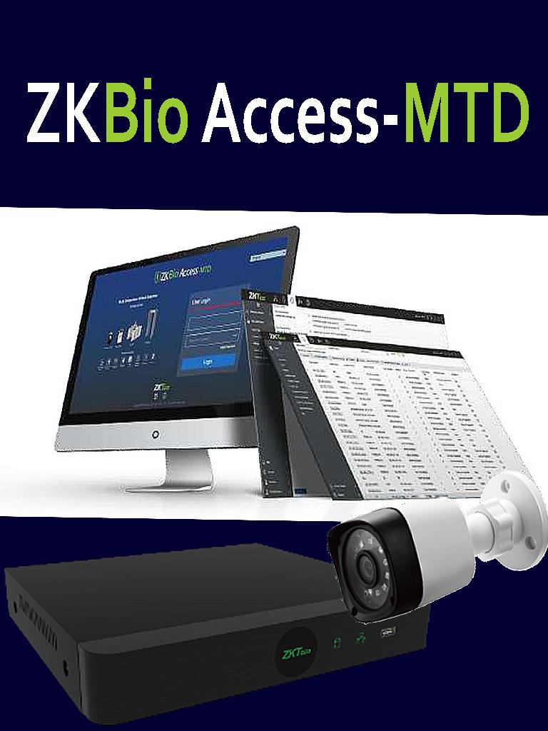 ZKTECO ZKBAVMSP32 - Modulo  de Vídeo para Bio Access / 32 Canales