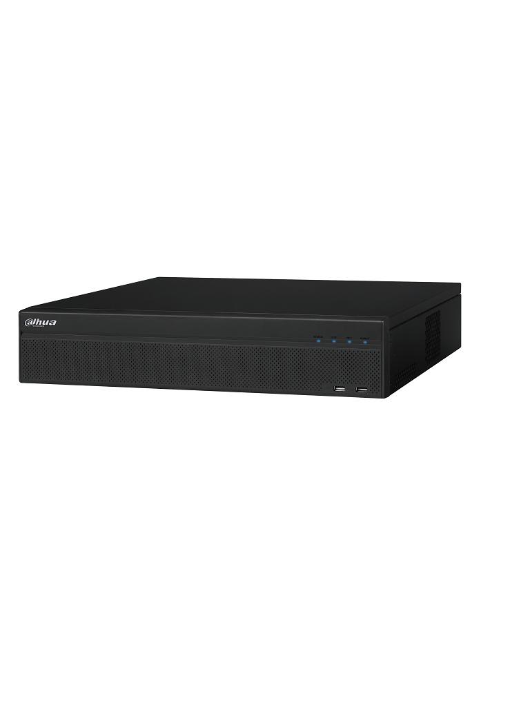 DAHUA XVR5816SX- DVR 16 CANALES HDCVI PENTAHIBRIDO 1080P/720P/H264+/2HDMI/8 CANALES IP ADICIONALES 16+8/ E&S/8 SATA/SMART AUDIO HDCVI