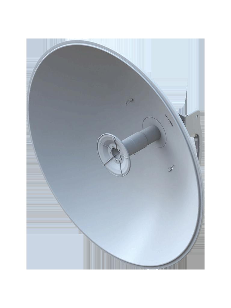 UBIQUITI AF5G30S45 - Antena Direccional AirFiber X  para Radio Conectorizado / 5GHz / Ganancia 30 dBi / MIMO / Compatible con AF5X y AF5XHD