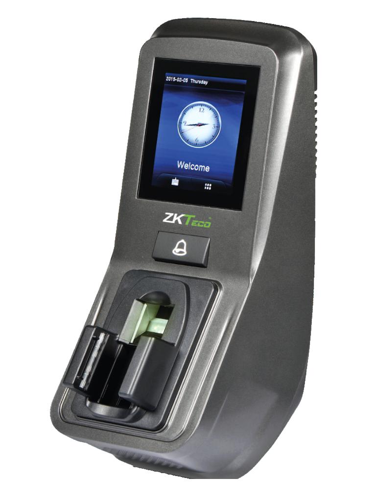 ZKTECO FV350 - Control de Acceso Profesional Multibiometrico / 1000 Usuarios / 1000 Venas / 1000 Huellas / TCPIP/  RS485 /  USB / Pantalla Touch / Sobre Pedido