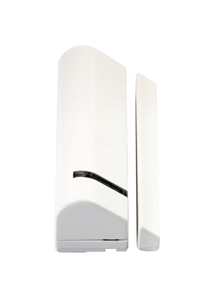 RISCO RWX73F - Contacto magnetico inalambrico 2 vias / 433 Mhz / Para puertas o ventanas
