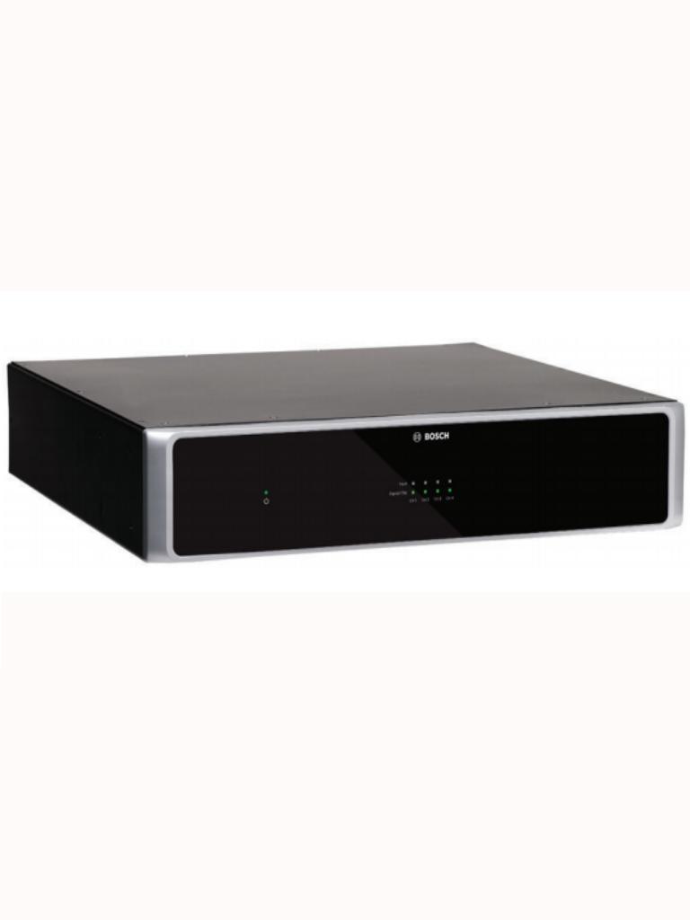 BOSCH M_PLM4P125 - Amplificador DSP plena MATRIX 125W / Salida de 100V o 70V / Potencia 4 canales de clase d
