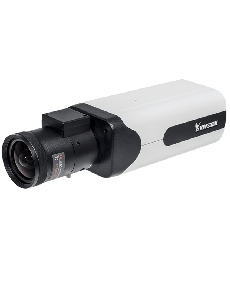 VIVOTEK IP816AHP - Camara IP profesional 2  MP full  HD / 4-18  mm / WDR Pro / SNV / 3DNR / EIS /  PoE / BACK FOCUS / P iris