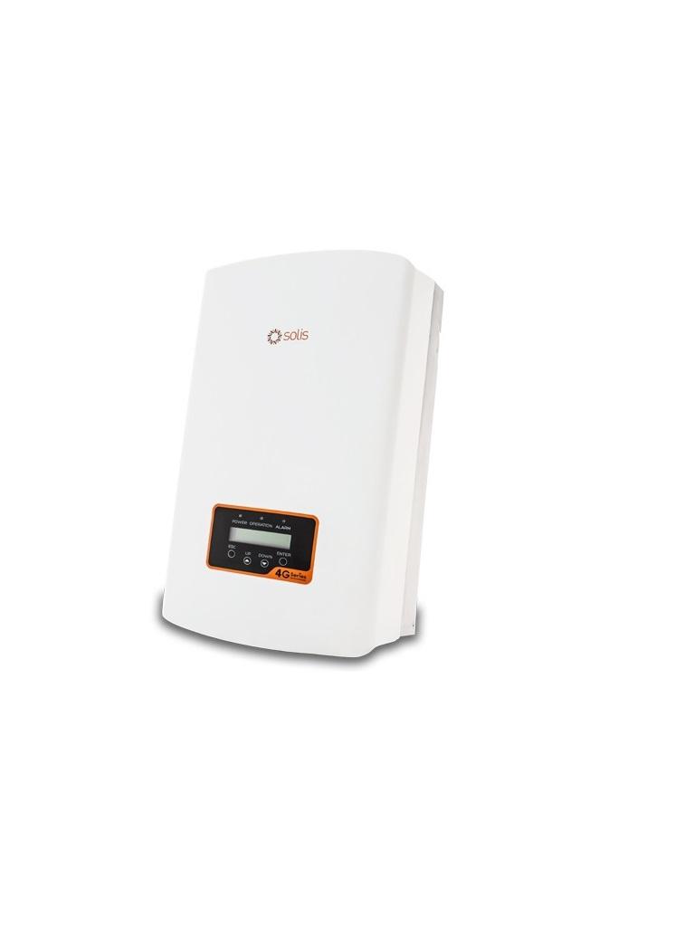 SOLIS 5K - 4G-INVERSOR 5 KW / Monitoreo en tiempo real /  WiFi