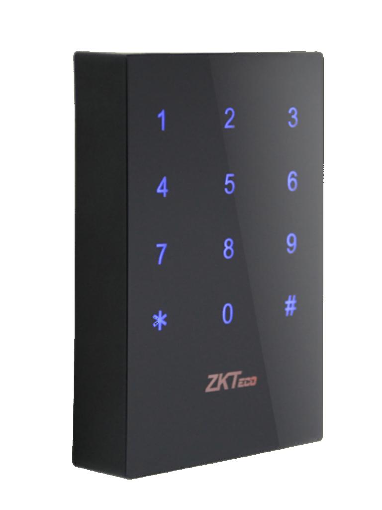 ZKTECO KR702E - Lector de Tarjetas ID 125  Khz con Teclado Táctil/  Wiegand 26/ IP65