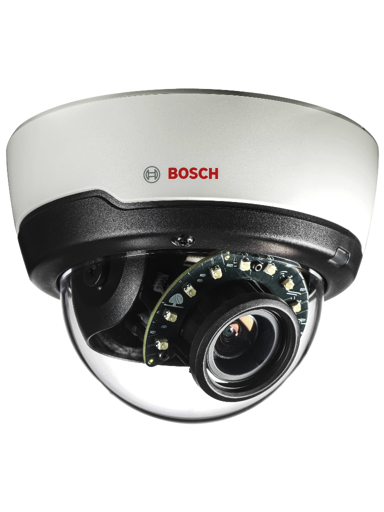 BOSCH V_NDI4502AL - Camara IP domo 2 MP / Lente 3 a 10 mm / H265 / Interior