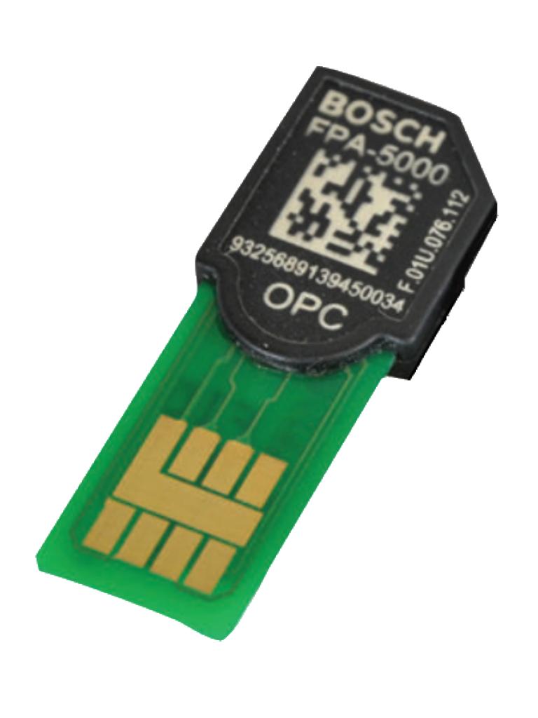 BOSCH F_ADC5000OPC- LLAVE DE LICENCIA DE FPA5000/ COMPATIBLE CON SOFTWARE BIS
