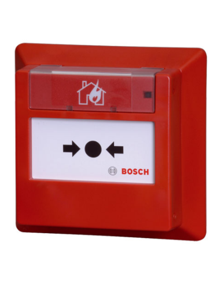 BOSCH F_FMC420RWGFGRD - Estacion manual con cristal / Para interior / Color rojo