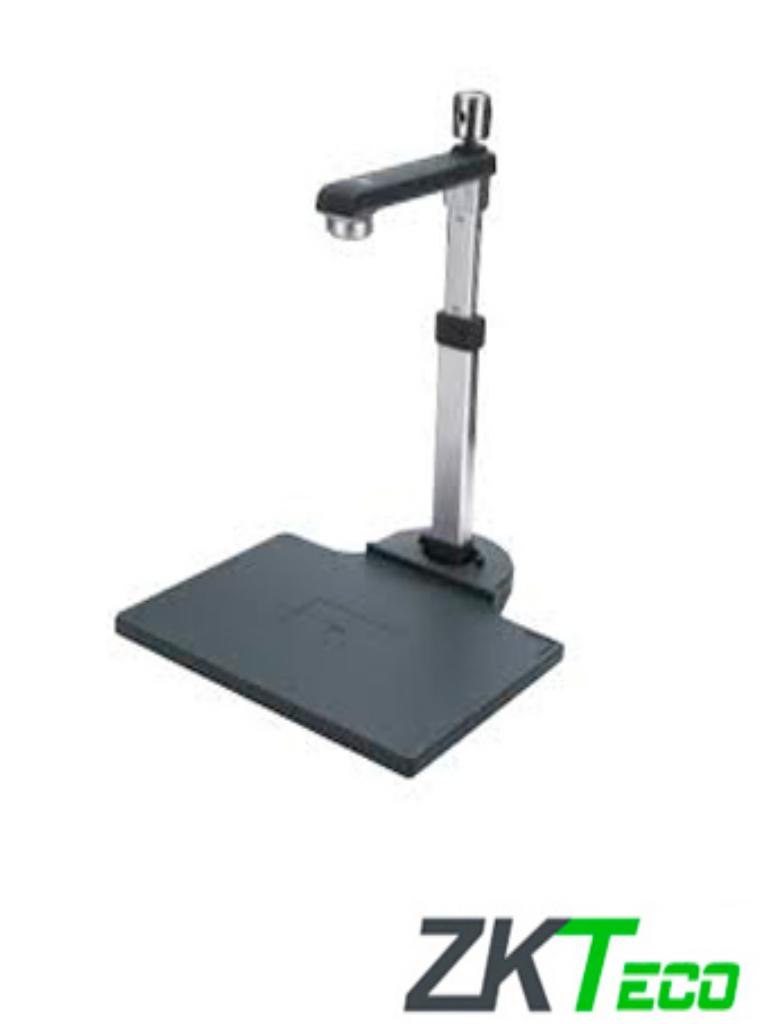 ZKTECO PDS3000 - Escaner de Credenciales para Biosecurity Modulo de Visitas / Portátil / Conexión  USB / de Alta Velocidad /  HD