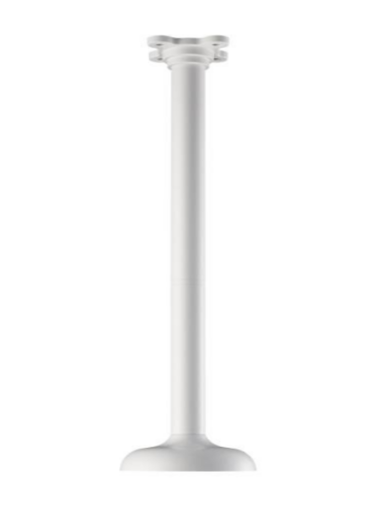 BOSCH V_VEZA2PW - Soporte de montaje en techo color blanco / Compatible con AUTODOME junior  HD PTZ