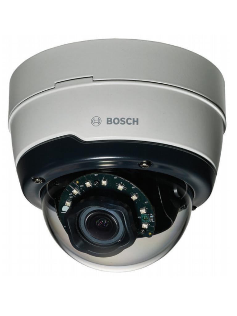 BOSCH V_NDI50022A3 - Camara domo para exterior / Resolucion  1080p /  PoE / Ir visualizacion de 15 metros