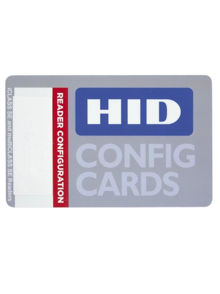 HID MKYD - Tarjeta de configuracion o activacion en lectores  H ID para proyectos Mobile access / Alta de tarjetas virtuales MOBILE  ID / Sobrepedido