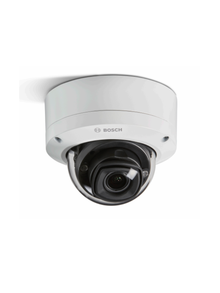 BOSCH V_NDE3503AL- Flexidome IP 3000i/ Resolución 5MP/ Lente 3.2 a 10mm/ IP66/ IK10/ IR