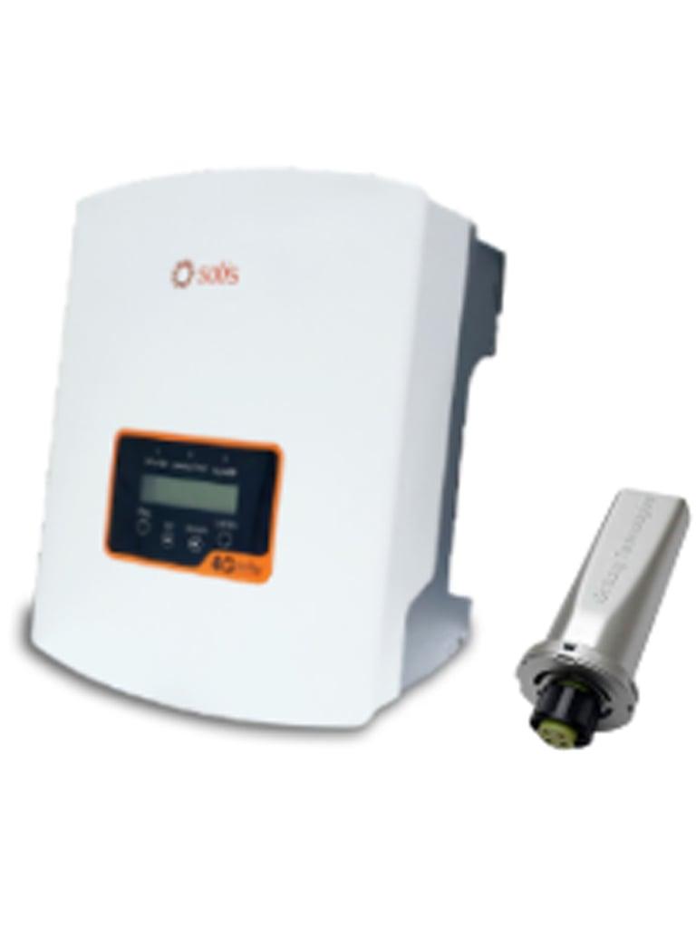 SOLIS MINI2KWDC - INVERSOR SOLIS MINI 2KW A 208-220V CON 1 MPPT / INCLUYE DC DISCONNECT
