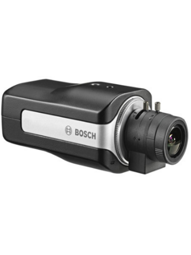 BOSCH V_NBN50022C - Camara profesional  1080p / WDR /  PoE / Ranura MICROSD / No incluye lente