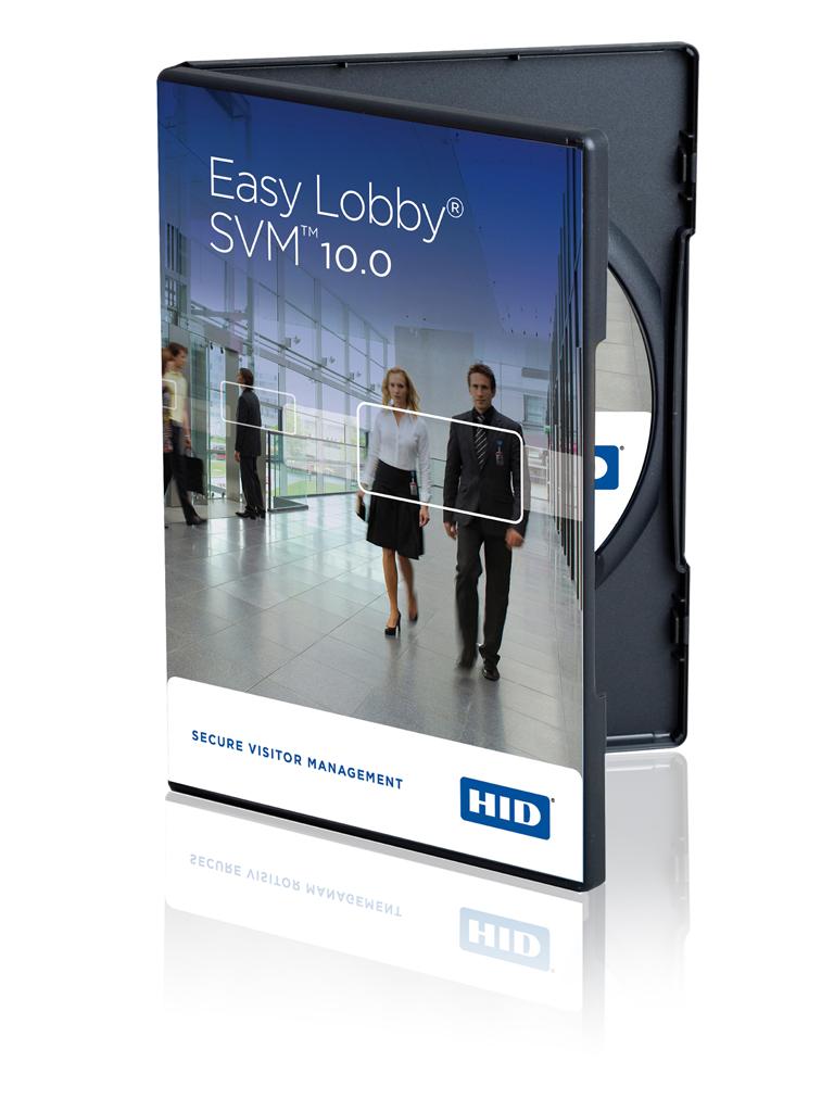 HID EL96000SVM10 - Licencia principal de software EASY lobby para 1 estacion de trabajo / SVM10 / Version 10 / Incluye acceso de administrador / SOBREPED IDO