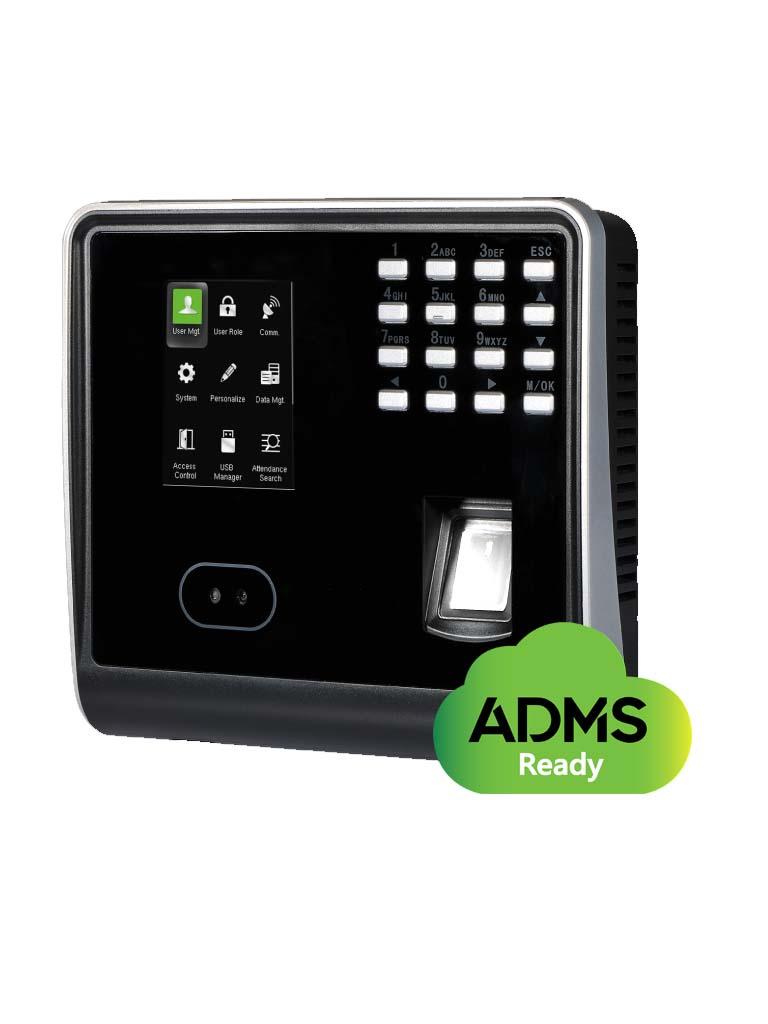ZKTECO SILKBIO100TCID - Control de Acceso y Asistencia / 2000 Rostros / 3000 Huellas SILK ID / 3000 Tarjetas  ID / TCPIP