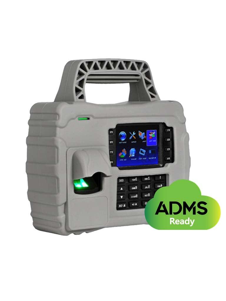 ZK S922ID3G - CONTROL DE ASISTENCIA / 5000 HUELLAS /  TARJETAS ID / TCPIP / IP65 / 4 HORAS DE RESPALDO