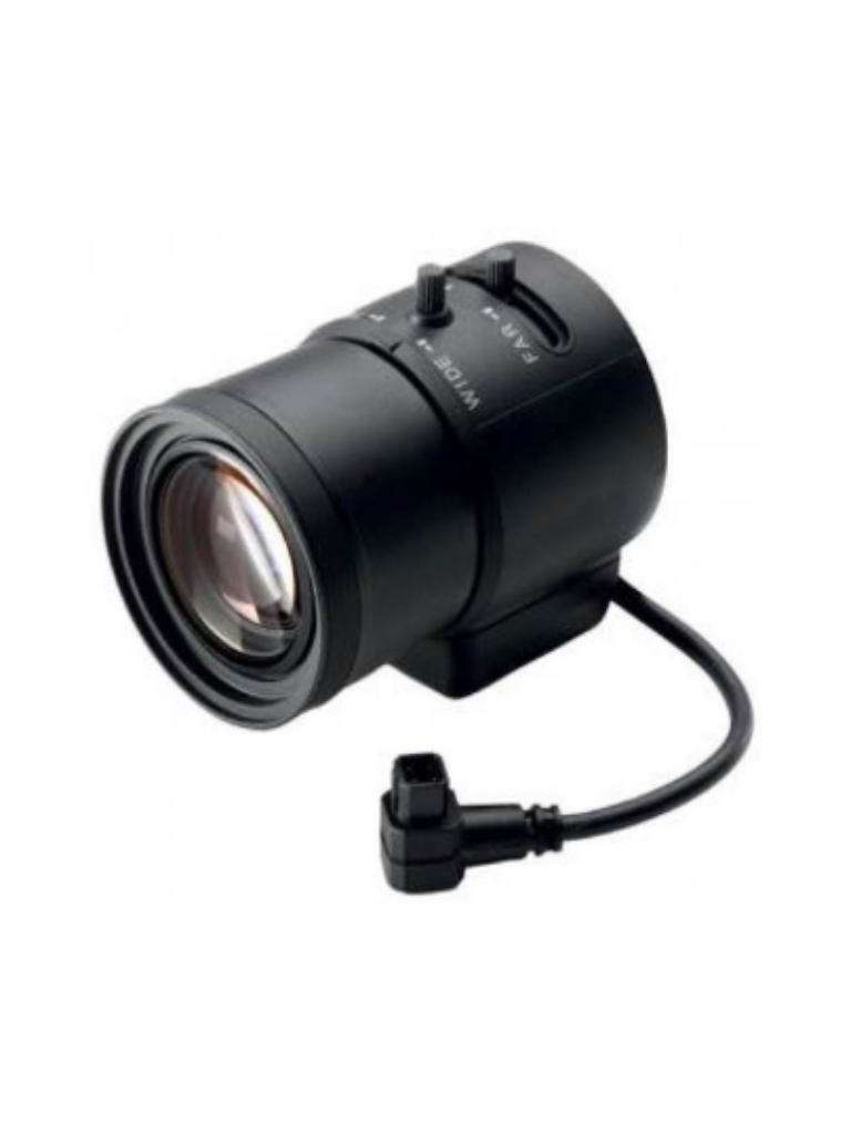 BOSCH V_LVF5005CS1803 - Lente profesional de 5 MP / Varifocal de 1.8 a 3  mm