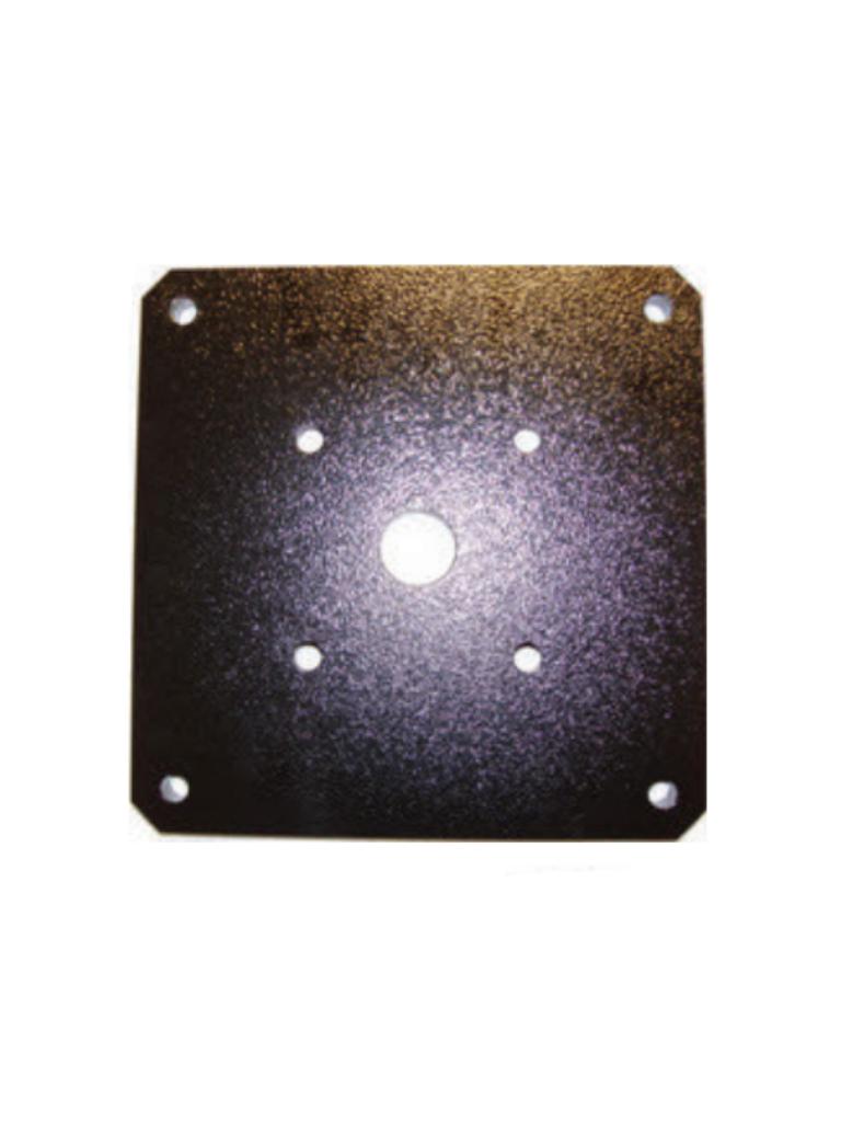 BOSCH V_MICSPRBD - MOTAJE ESPACIADOR De aluminio color negro / Compatible con camaras MIC