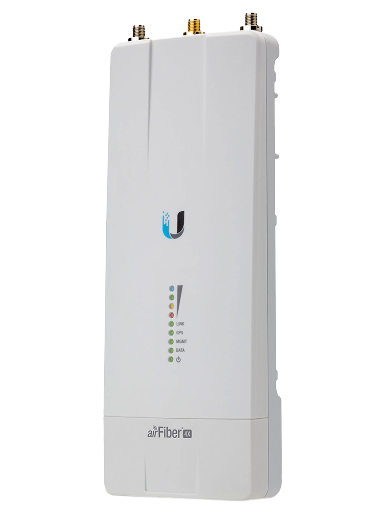 UBIQUITI AIRFIBER AF4X- RADIO CONECTORIZADO AIRFIBER X/ CLASE CARRIER/ 4GHZ/ EXTERIOR/ HASTA 500 MBPS/ 29DBM/