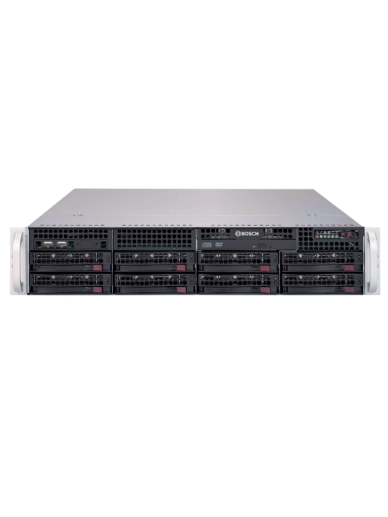 BOSCH V_DIP61838HD - Servidor de almacenamiento ocho discos duros de 3 TB