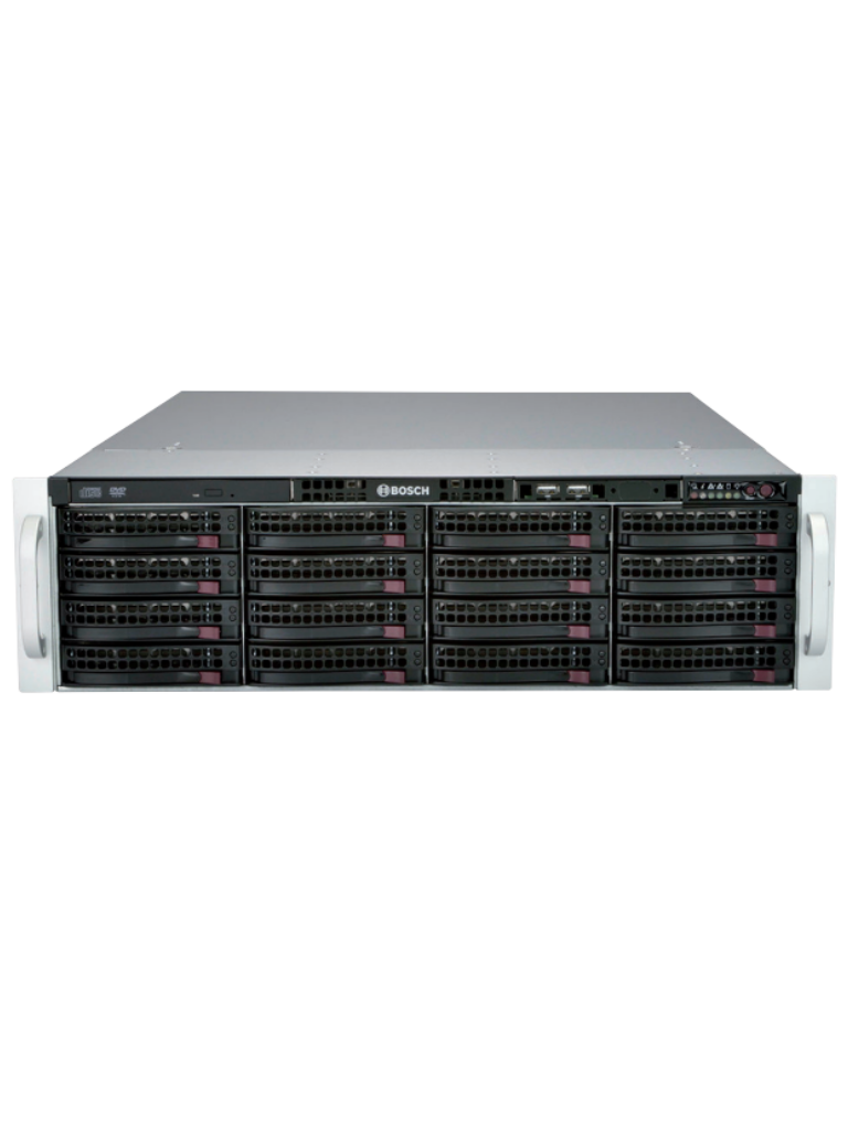 BOSCH V_DIP71F316HD- DIVAR IP 7000 16 BAHIAS CON DISCOS DUROS  3TB
