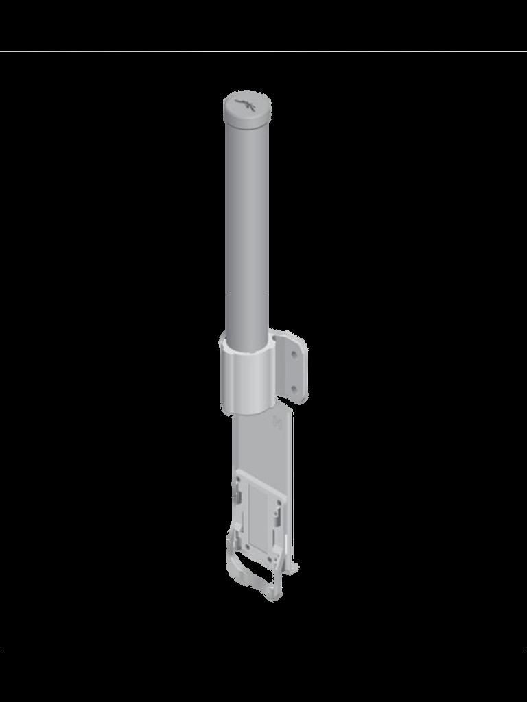 UBIQUITI AMO5G10 - Antena OMNI para access point / 5.8GHZ / Ganancia 10 dBI / 2 Conectores SMA hembra inverso