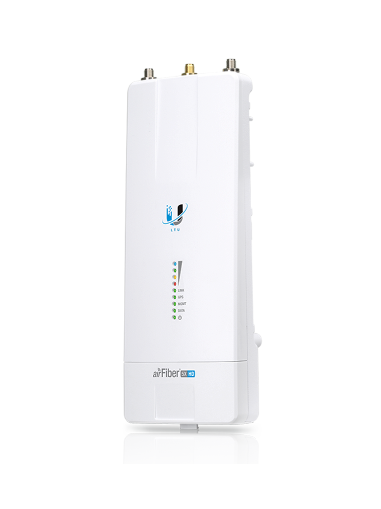UBIQUITI AF5XHD- ACCESS POINT INALAMBRICO AIRFIBER X/ CLASE CARRIER/ 4.8GHZ A 6.2GHZ/ EXTERIOR/ HASTA 1 GBPS/ 26DBM/ TECNOLOGIA LTU/ IP67