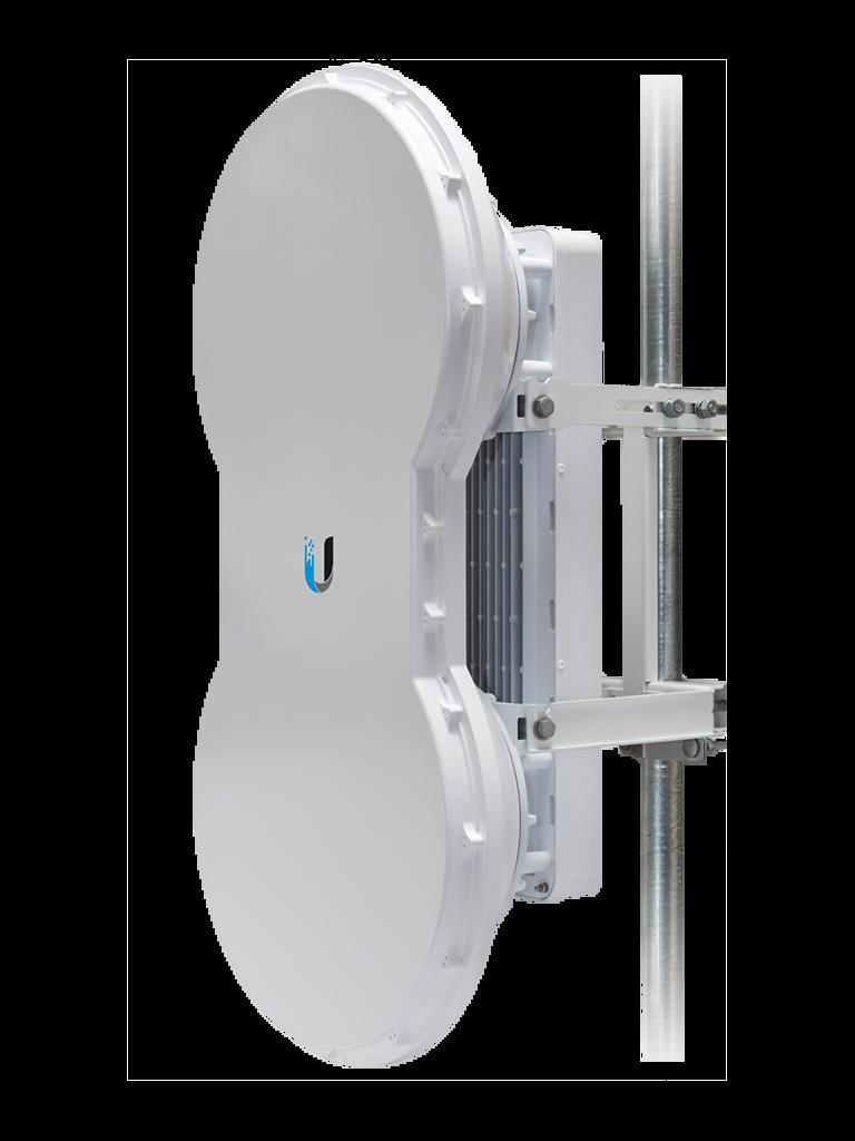 UBIQUITI AIRFIBER AF5 - Radio con antena integrada AirFiber / 5GHz / Para conexi��n punto a punto / Exterior / 50 dBm / Hasta 1.2 Gbps
