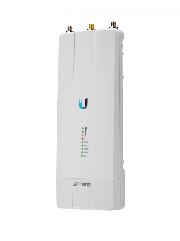 UBIQUITI AIRFIBER AF5X - Radio Conectorizao AirFiber X / Clase Carrier / 5GHz / Exterior / 500 Mbps / 26 dBm