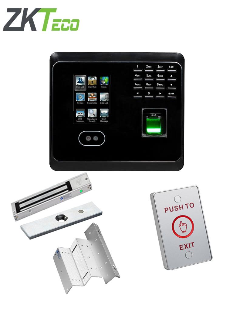 ZKTECO MB360IDPACK - Control de acceso y asistencia facial