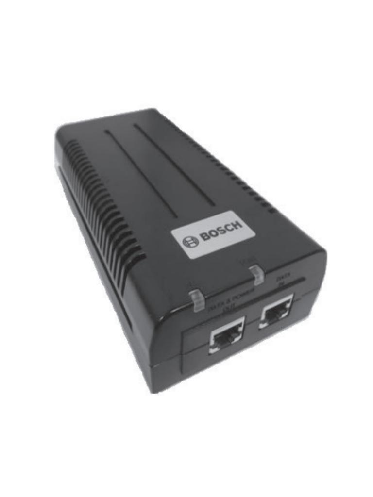 BOSCH V_NPD6001A - Inyector  PoE de 60 w para alimentar camaras IP con estandar  802.3at /  802.3af