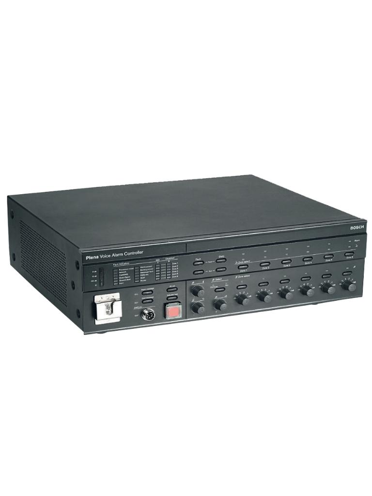 BOSCH M_LBB199000 - Controlador de alarma por voz plena / Amplificador 240W / Salida de 6 zonas