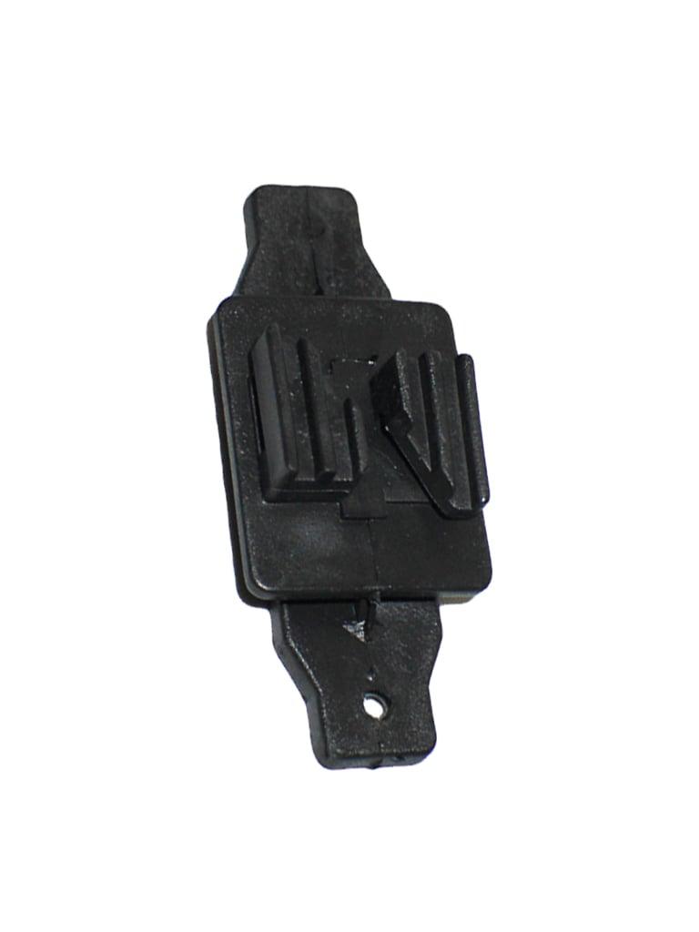 YONUSA AP101 - Aislador de paso cuadrado para cercas electricas / Para poste TUBOAP101