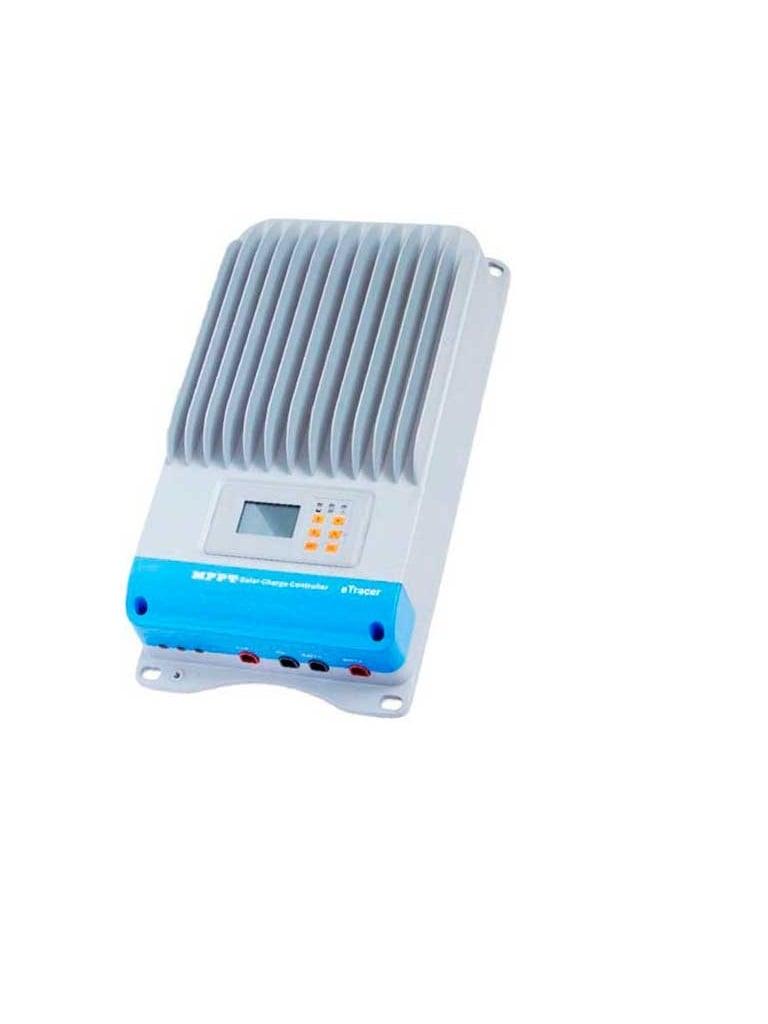 EPSOLAR ET6415BND - Controlador EPSOLAR  MPPT p / Bateria c / Pantalla 60A 12 / 48V