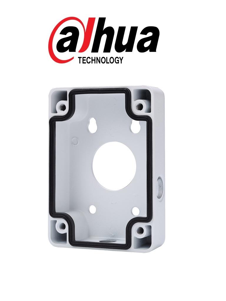 DAHUA PFA120 - Caja de conexiones para camaras PTZ compatible con PFB303W / PFB300S / PFB310W / PFB306W / PFB305W / PFW1