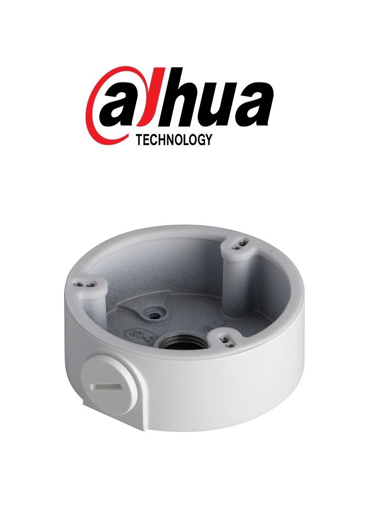 DAHUA PFA135- CAJA DE CONEXIONES PARA CAMARAS BULLET HFW1100/1200/1220/2120/2220B/HFW1100/1200/1220/2120/2220/2221D/HFW1100/1200/2120/2220R-VF, HFW212