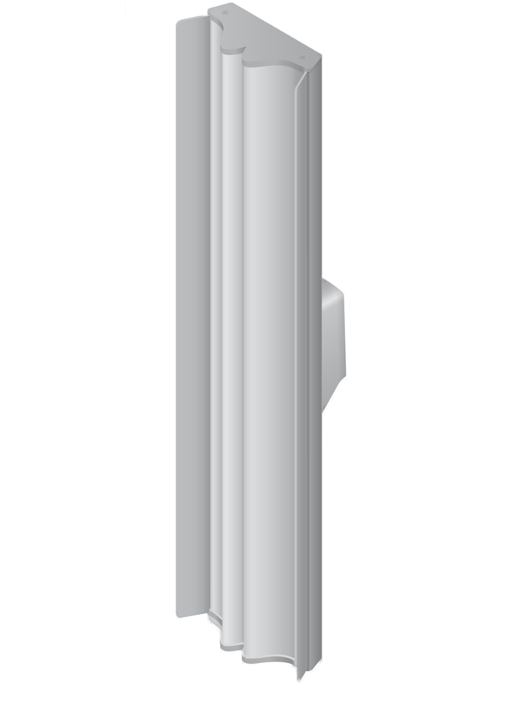 UBIQUITI AM5AC2160 - Antena sectorial AIRMAX AC 5GHZ / Exterior / 21 dBI / 60 Grados / Compatible con ROCKET AC y ROCKETM5