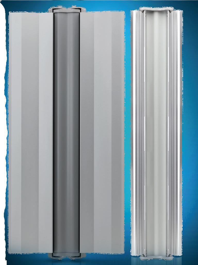 UBIQUITI AMV5GTI - Antena Sectorial Airmax Titanium 5GHz / Exterior / 19-21 dBi / 60-120 Grados apertura / Compatible con ROCKETM5