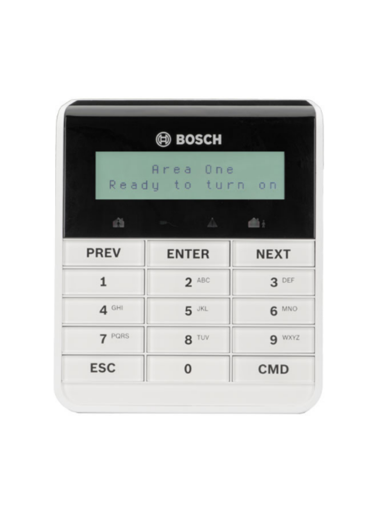 BOSCH I_B915 - Teclado para paneles serie b