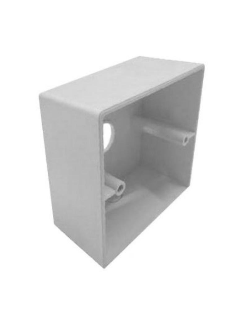BOSCH M_LM1SMBMK - Caja de montaje en superficie para control de volumen