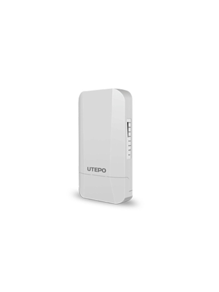 UTEPO CP2300 - Enlace punto a punto /  IP65 / Ideal para elevadores / 300 Mbps / 2.4 GHZ / 802.11 B / G / N