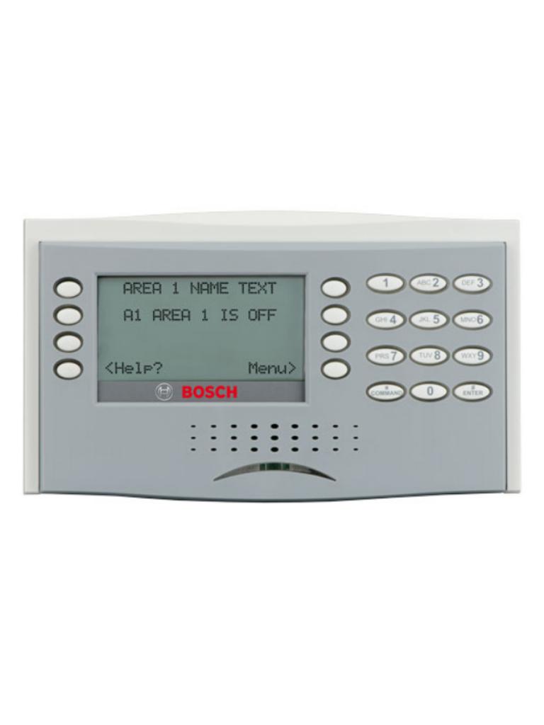 BOSCH I_D1260B TECLADO LCD SERIES D1260