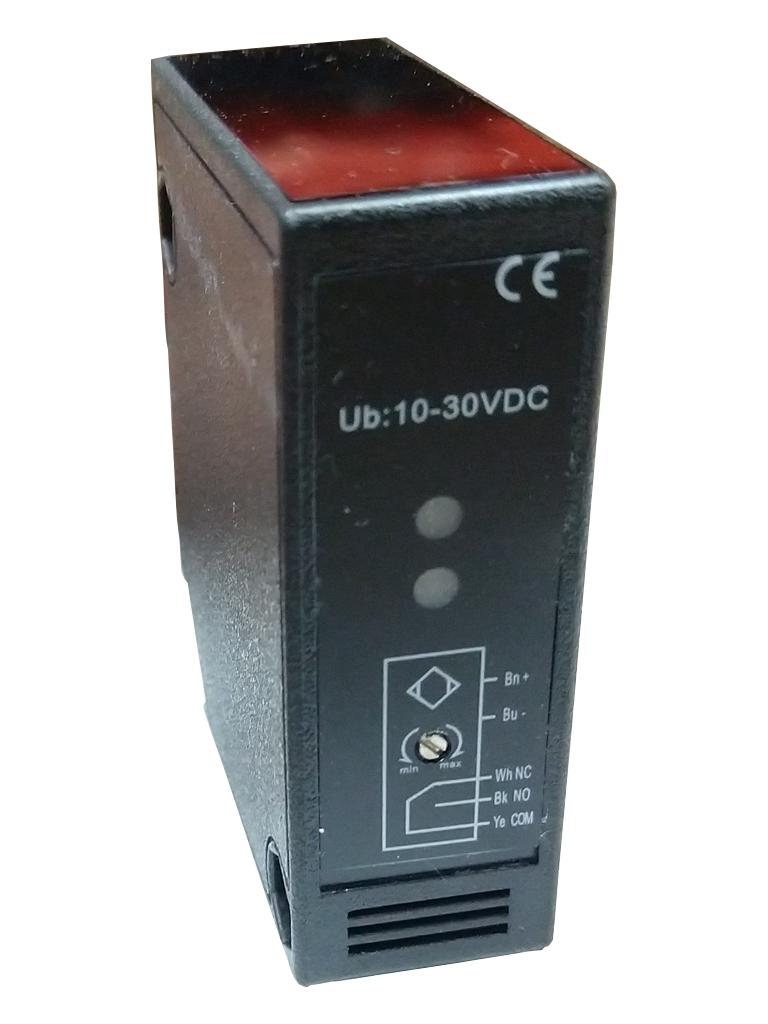AZK DRA3500 - FOTOCELDA PARA CONTROL DE ACCESO VEHICULAR / EMISOR Y TRANSMISOR EN UN MISMO LADO / COBERTURA DE 3.5 METROS LINEALES