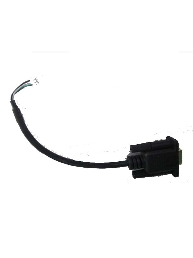 ZK A14120283 - CABLE RS232 PARA EQUIPO  DE ASISTENCIA  ZK UA860 / IDEAL PARA IMPRESORA