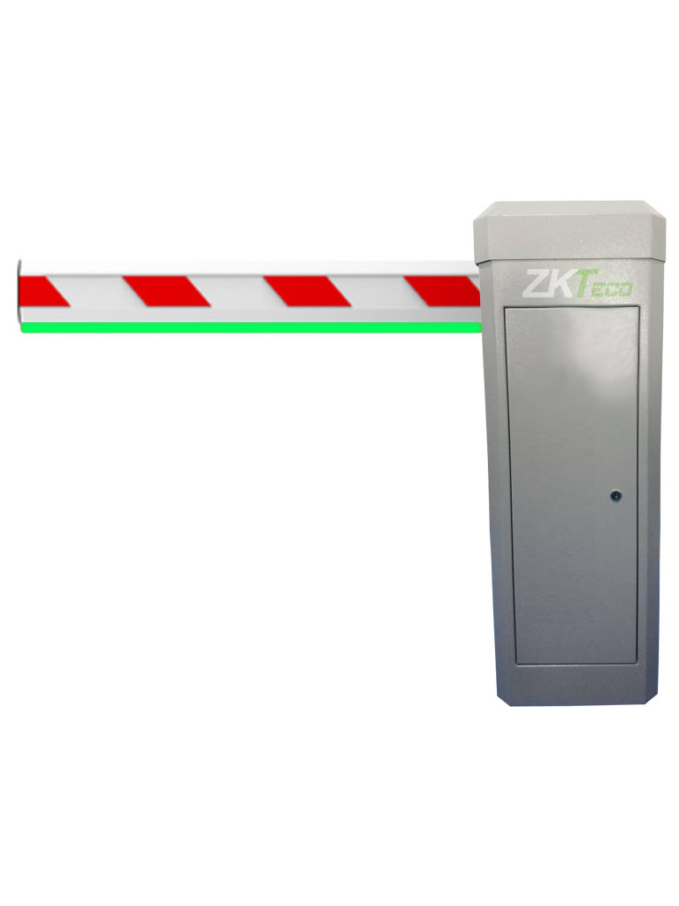 AZK PROBG2045RLED - BARRERA VEHICULAR DERECHA / BRAZO LED DE 4.5 METROS / 2.5 SEGUNDOS / BAJO MANTENIMIENTO / 24 VDC
