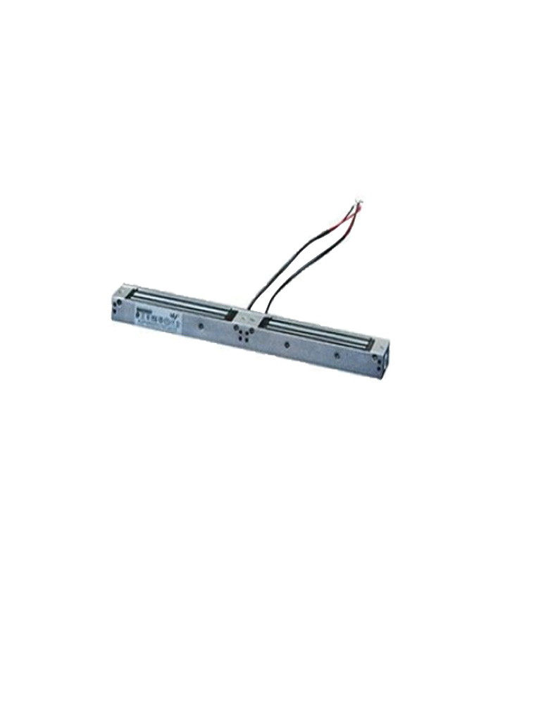 ZKTECO AL180D - Contrachapa Doble para Control de Acceso/ 300 Kg/ 12V/ 24 VDC