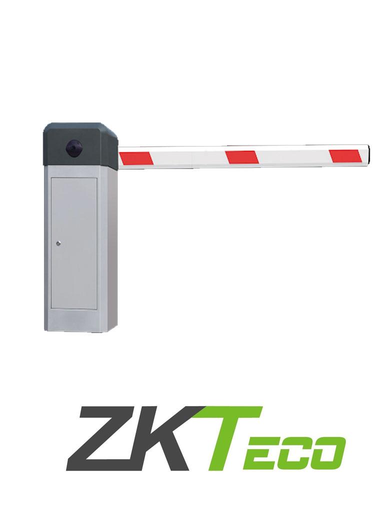 ZKTECO PB4060L - Barrera Vehicular Izquierda / Brazo Telescópico hasta 6 metros / 6 Segundos